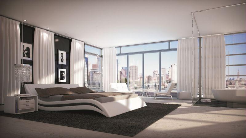 Choisir les couleurs de votre chambre blog d co gdegdesign for Lit chambre a coucher moderne